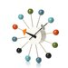 """<strong>Vitra Design Museum 13"""" Ball Wall Clock</strong> by Vitra"""