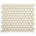 "<strong>EliteTile</strong> New York 1-7/8"" x 1-7/8"" Porcelain Mosaic Tile in Antique"