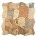 "<strong>EliteTile</strong> Atticas 17.75"" x 17.75"" Ceramic Glazed Tile in Caldera"