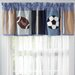 All State Cotton Curtain Valance