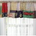 Surfing USA Cotton Curtain Valance