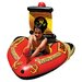 Poolmaster Pirate Ship with Action Squirter Pool Toy