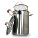 <strong>4.25-Quart Professional Stainless Steel 3 Piece Vegetable Cooker Set</strong> by Cook Pro