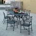 <strong>Woodard</strong> Delphi 7 Piece Dining Set