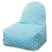 <strong>Polka Dot Bean Bag Chair</strong> by Majestic Home Products