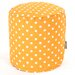 Majestic Home Products Ikat Dot Small Pouf