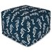 Majestic Home Products Seahorse Large Ottoman