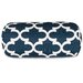 <strong>Trellis Round Bolster Pillow</strong> by Majestic Home Products
