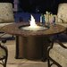 <strong>Casual Fireside Santorini Chat Height Fire Pit</strong> by OW Lee