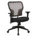 "<strong>Space 21.25"" Chair with 2-to-1 Synchro Tilt Control</strong> by Office Star Products"