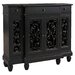 Powell Furniture Breakfront Console Table
