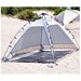 Solar Guard Pop-Up Beach Cabana Tent