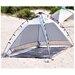 Solar Guard Pop-Up Beach Cabana Tent
