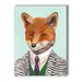 <strong>Fox Graphic Art on Canvas</strong> by Americanflat