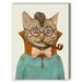 <strong>Prince Whiskers Graphic Art on Canvas</strong> by Americanflat