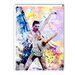 <strong>Freddie Mercury Graphic Art on Canvas</strong> by Americanflat