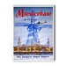 <strong>Americanflat</strong> Amsterdam by Clipper Vintage Advertisement on Canvas