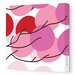 <strong>Imaginations Buds Stretched Canvas Art</strong> by Avalisa