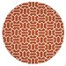 <strong>Loloi Rugs</strong> Venice Beach Red/Ivory Rug