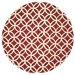 <strong>Venice Beach Rust/Ivory Rug</strong> by Loloi Rugs