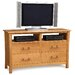 Copeland Furniture Monterey 4 Drawer Chest with Media Organizer