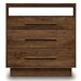 <strong>Copeland Furniture</strong> Moduluxe 3 Drawer Dresser with Media Organizer