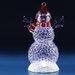 Roman, Inc. LED Icy Snowman Figurine