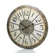 "<strong>23"" Louvre Large Wall Clock</strong> by Ashton Sutton"