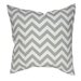 <strong>Chevron Cotton Pillow</strong> by Elisabeth Michael