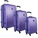 <strong>Anne Klein</strong> Fast Lane 3 Piece Luggage Set