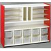 <strong>1000 Series Sectional Storage with Tray</strong> by TotMate