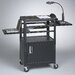 <strong>Dual Adjustable Laptop Cart</strong> by Balt