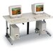 "Balt E. Eazy 60"" W x 30"" D Task Table"