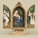 <strong>Sitting Madonna and Child Triptych</strong> by Joseph's Studio