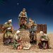 <strong>Joseph's Studio</strong> 3 Piece Scale Holy Fam Figurine Set