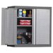 """NewAge Products Pro Diamond Plate 34.5"""" H x 28"""" W x 14"""" D Wall Cabinet"""