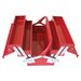 Cantilever Tool Box in Red