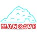 Neonetics Man Cave with Cave Neon Sign
