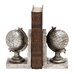 Exclusive Globe Classic Book Ends