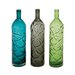 <strong>Glass Vase (Set of 3)</strong> by Woodland Imports