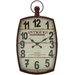 Shanghai Decor Wall Clock