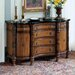 <strong>Heritage Credenza Console Table</strong> by Butler