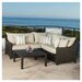 <strong>Slate 4 Piece Deep Seating Group with Cushions</strong> by RST Outdoor