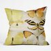 <strong>Chelsea Victoria Sherbert Dreams Throw Pillow</strong> by DENY Designs