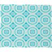 <strong>Elisabeth Fredriksson Crystal Flowers Fleece Throw Blanket</strong> by DENY Designs
