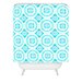 <strong>Elisabeth Fredriksson Crystal Flowers Shower Curtain</strong> by DENY Designs