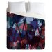<strong>Sarah Bagshaw Thistles Duvet Cover</strong> by DENY Designs