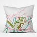 <strong>Betsy Olmsted Holiday Chipmunk Throw Pillow</strong> by DENY Designs