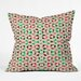 <strong>Caleb Troy Holiday Tone Shards Throw Pillow</strong> by DENY Designs