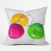 DENY Designs Laura Trevey Holiday Throw Pillow